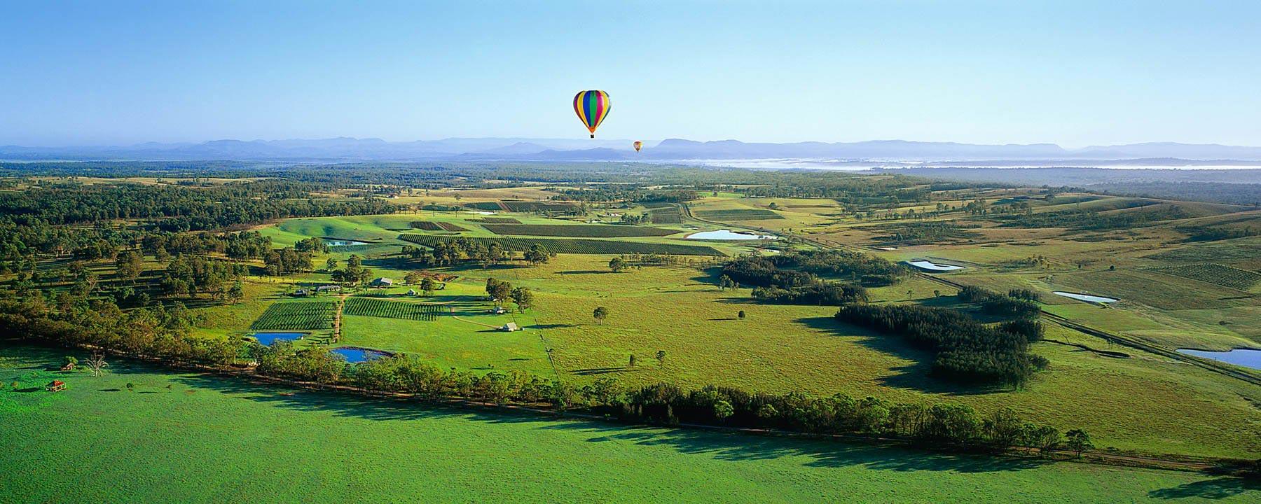 Hunter Aerial, NSW