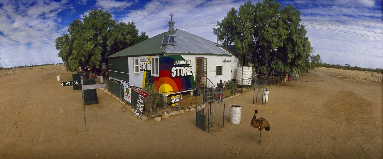 Urandangie Store in outback Queensland, Australia.