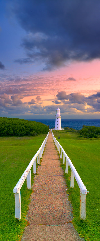 Cape Otway Lighthouse, Victoria, Australia.