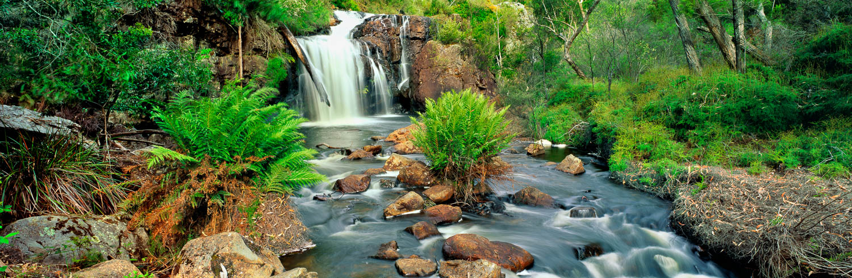 Broken Falls in the Grampians, Victoria