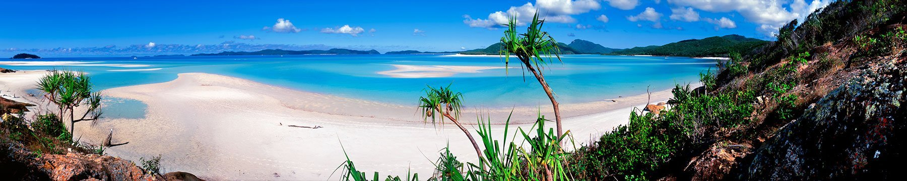 Pure tranquillity at Hill Inlet, Whitsunday Island, Qld, Australia.
