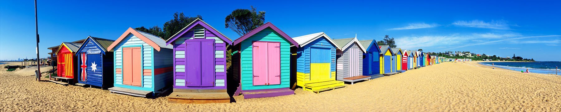 Summer Days, Brighton, Vic