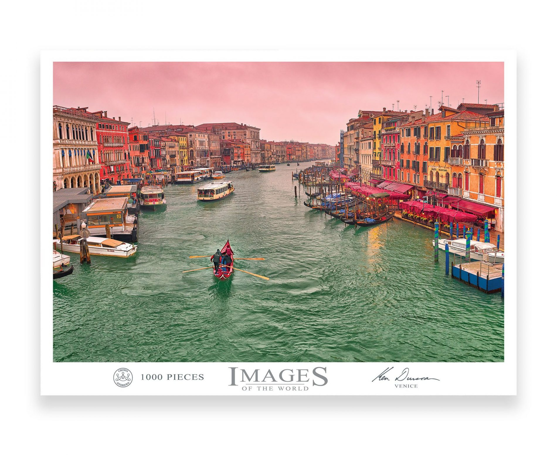 Venice 1000 Piece Puzzle