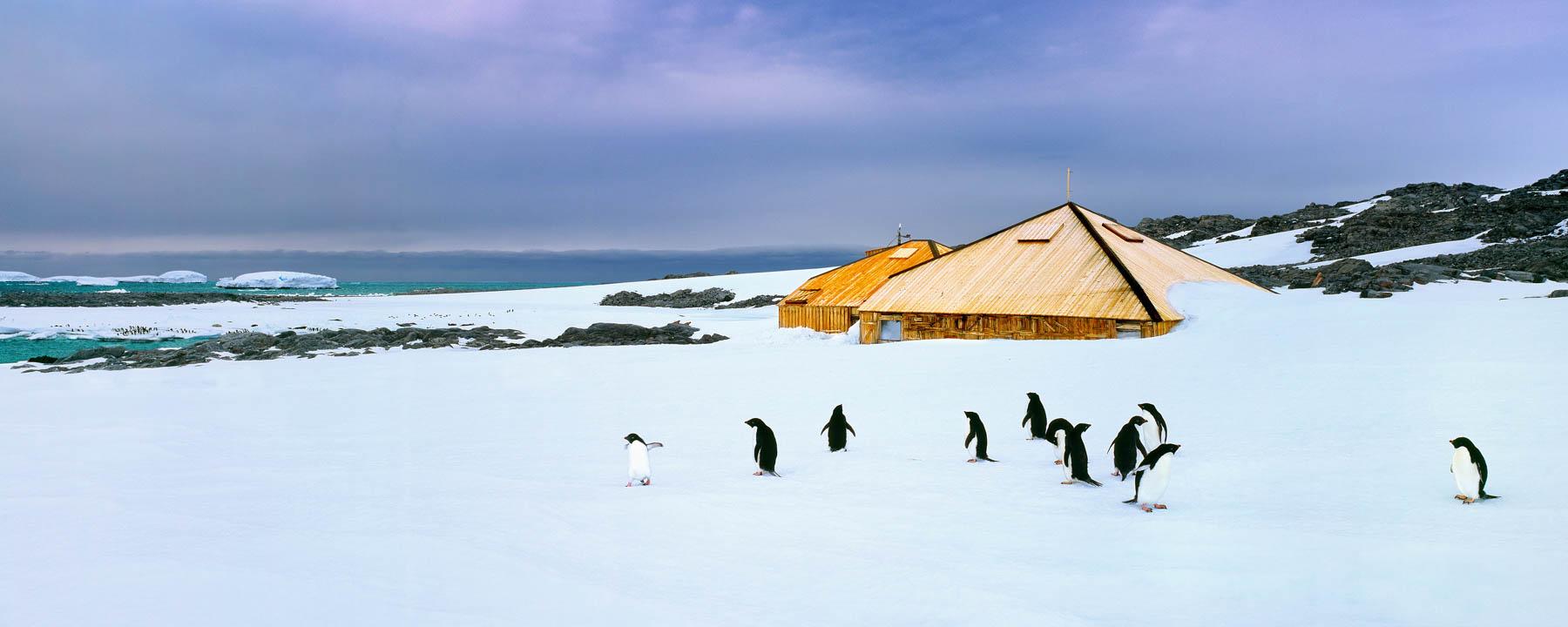 Mawson's Huts, Antarctica
