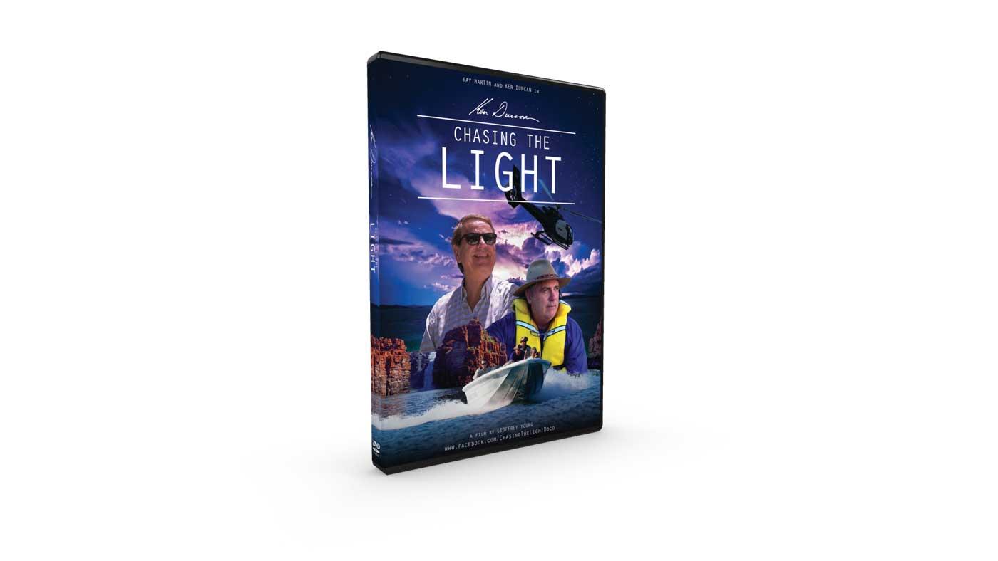 Chasing the Light Documentary DVD