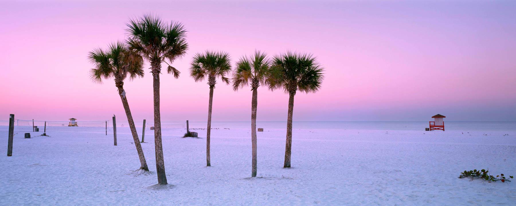Siesta Beach, Florida, USA