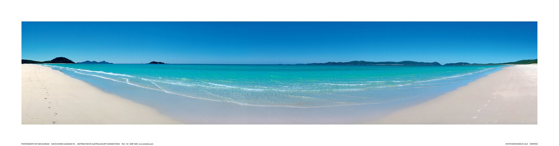 Whitehaven Beach, QLD