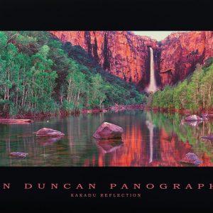 Kakadu Reflection