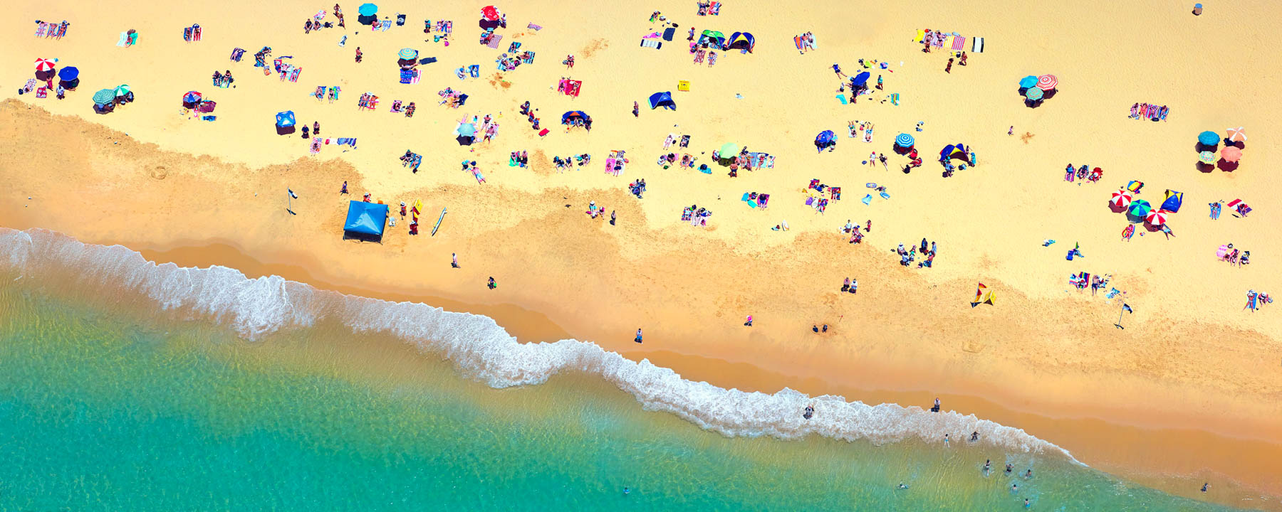 Summertime, Terrigal, Australia