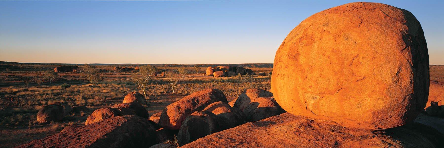 The Devil's Marbles, NT, Australia.