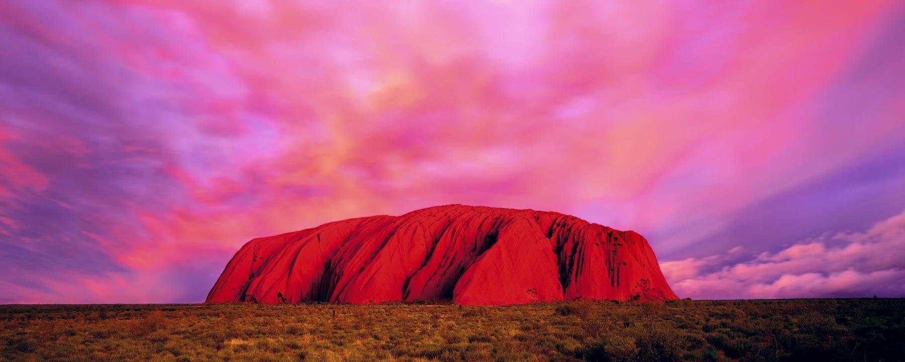 Majestic Uluru, Australia