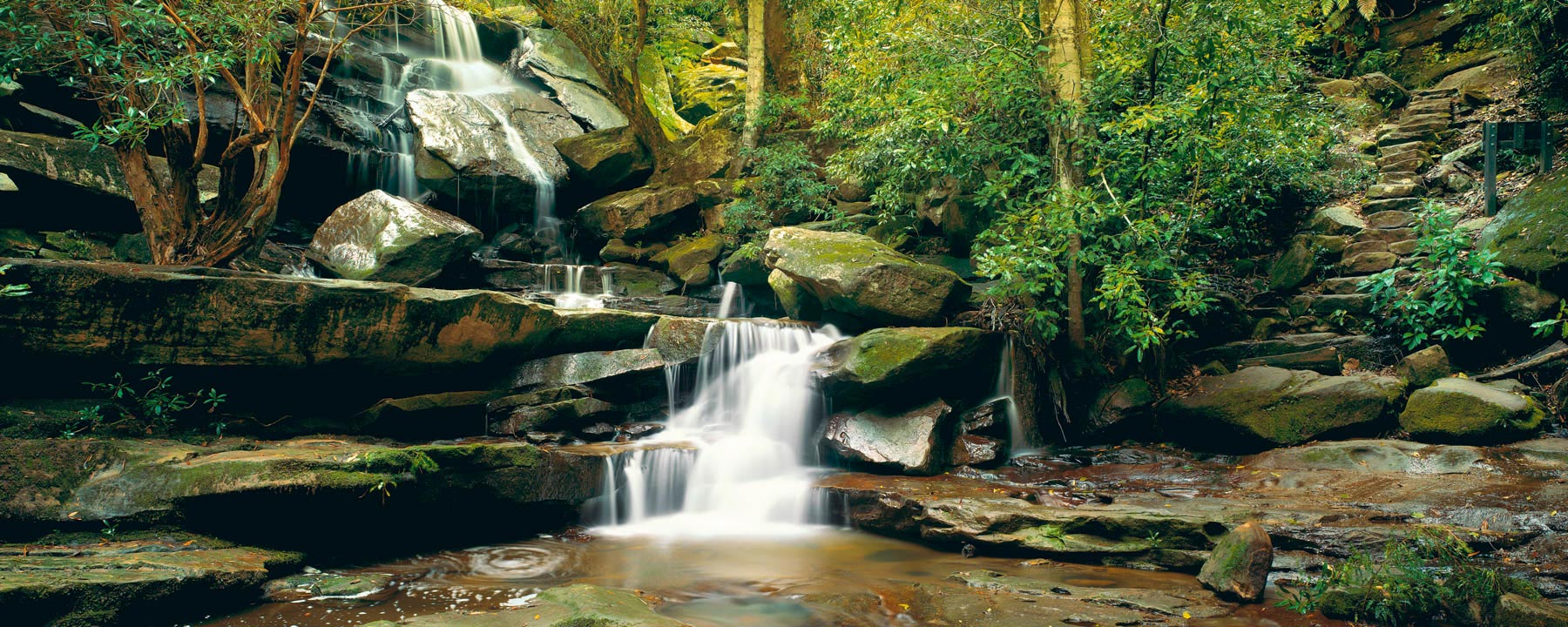 Tranquility, Somersby Falls, Australia