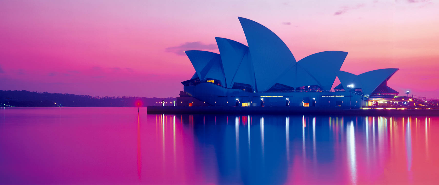 Sydney Sydney Opera House at DaybreakOpera House At Daybreak, NSW