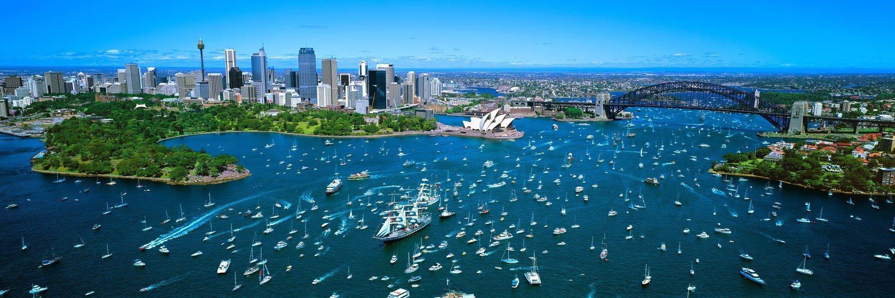 Australia Day Celebrations, NSW