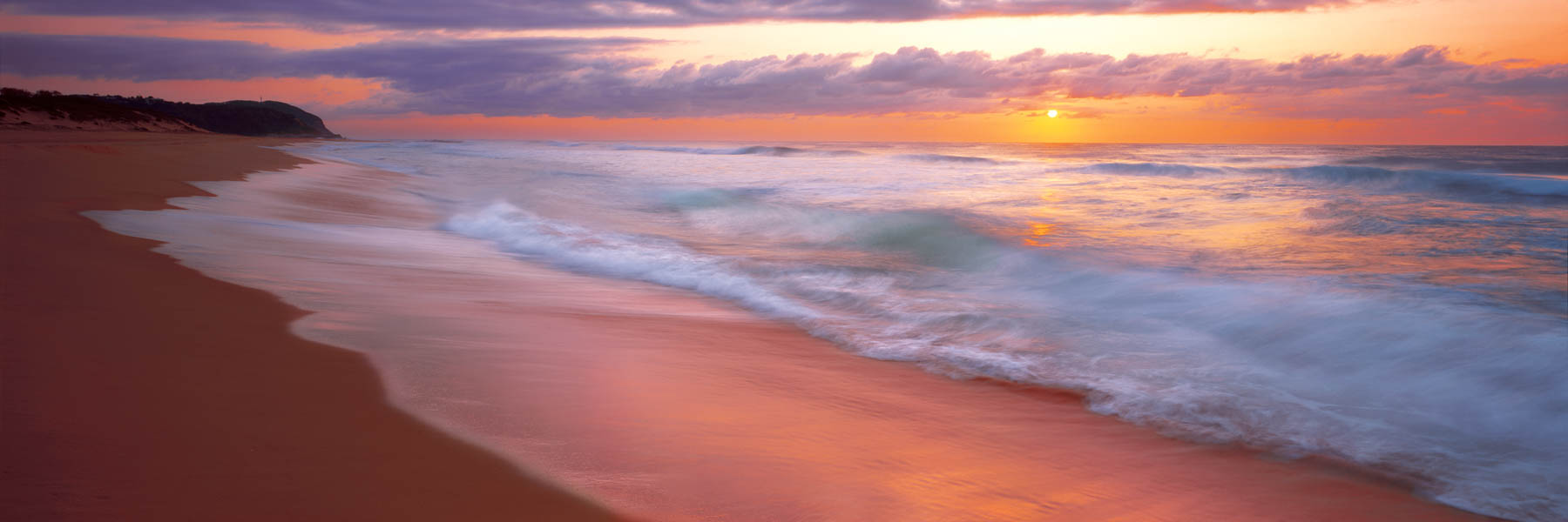 Dawning of a New Day, Wamberal