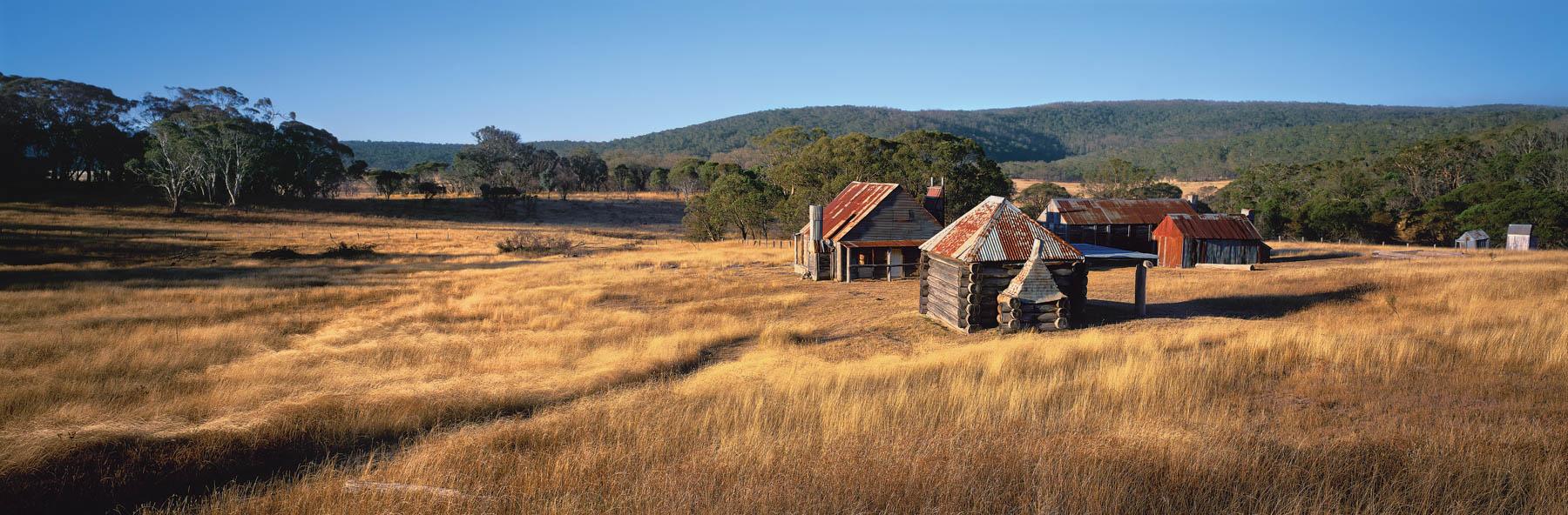 Coolamine Homestead, NSW, Australia.