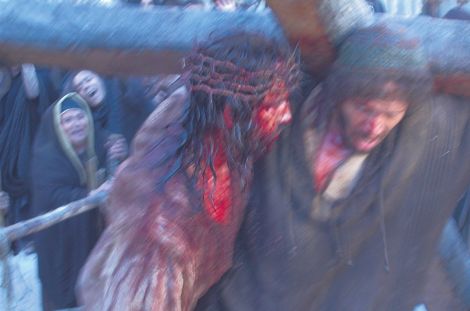 Walking With Jesus, The Passion