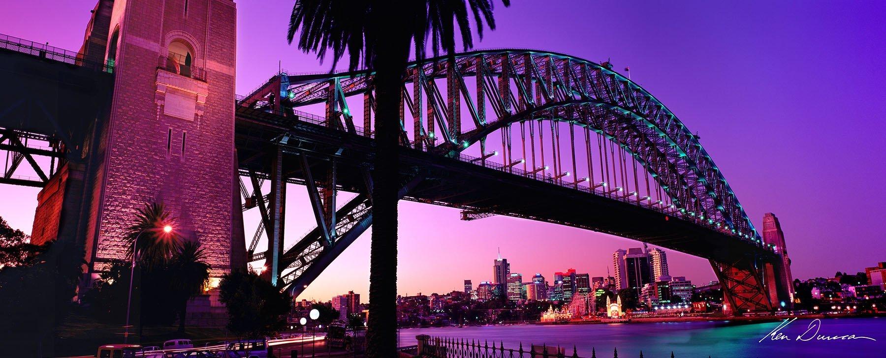 Harbour Bridge Photo Block