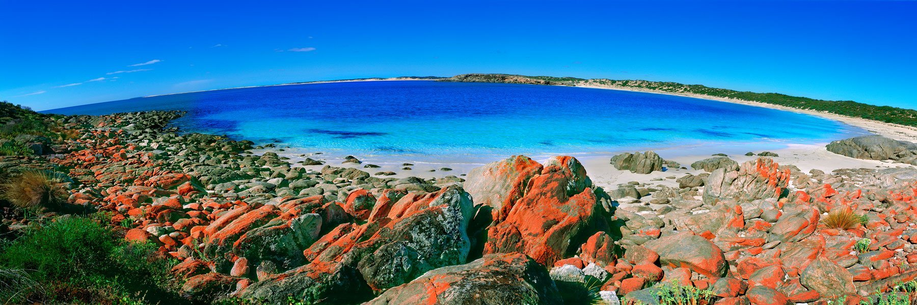 Dolphin Beach, Innes National Park, Yorke Peninsula, SA, Australia.