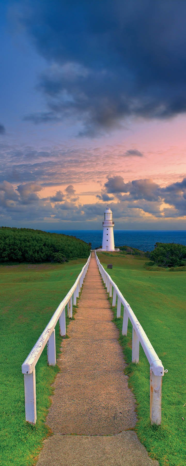 Cape Otway Lighthouse, Vic