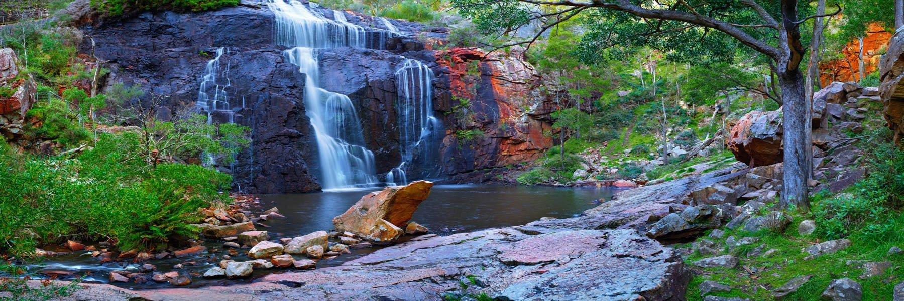 Mackenzie Falls, The Grampians, Victoria, Australia.