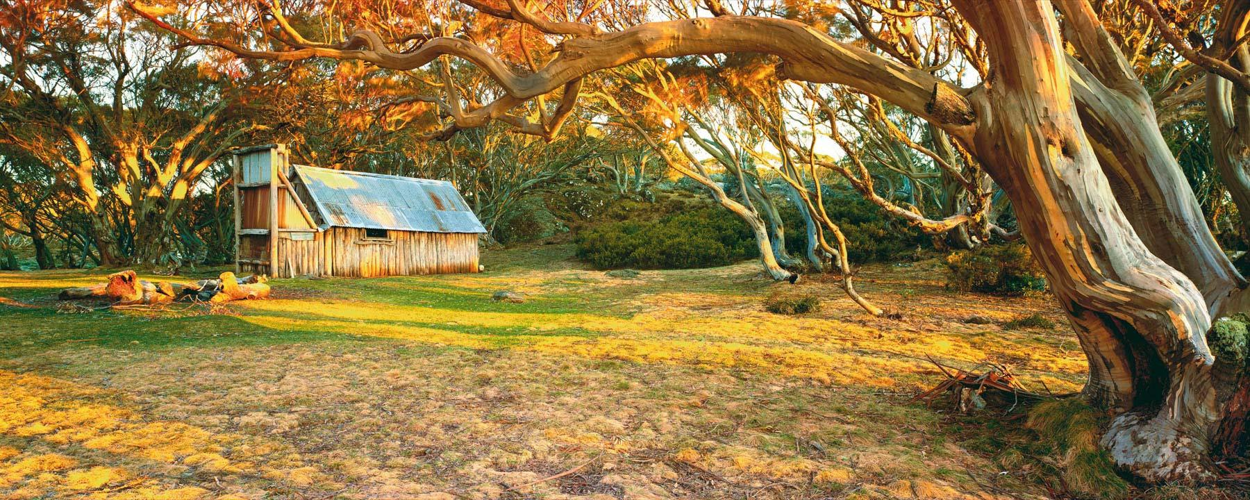 Wallace Hut, Falls Creek, Vic