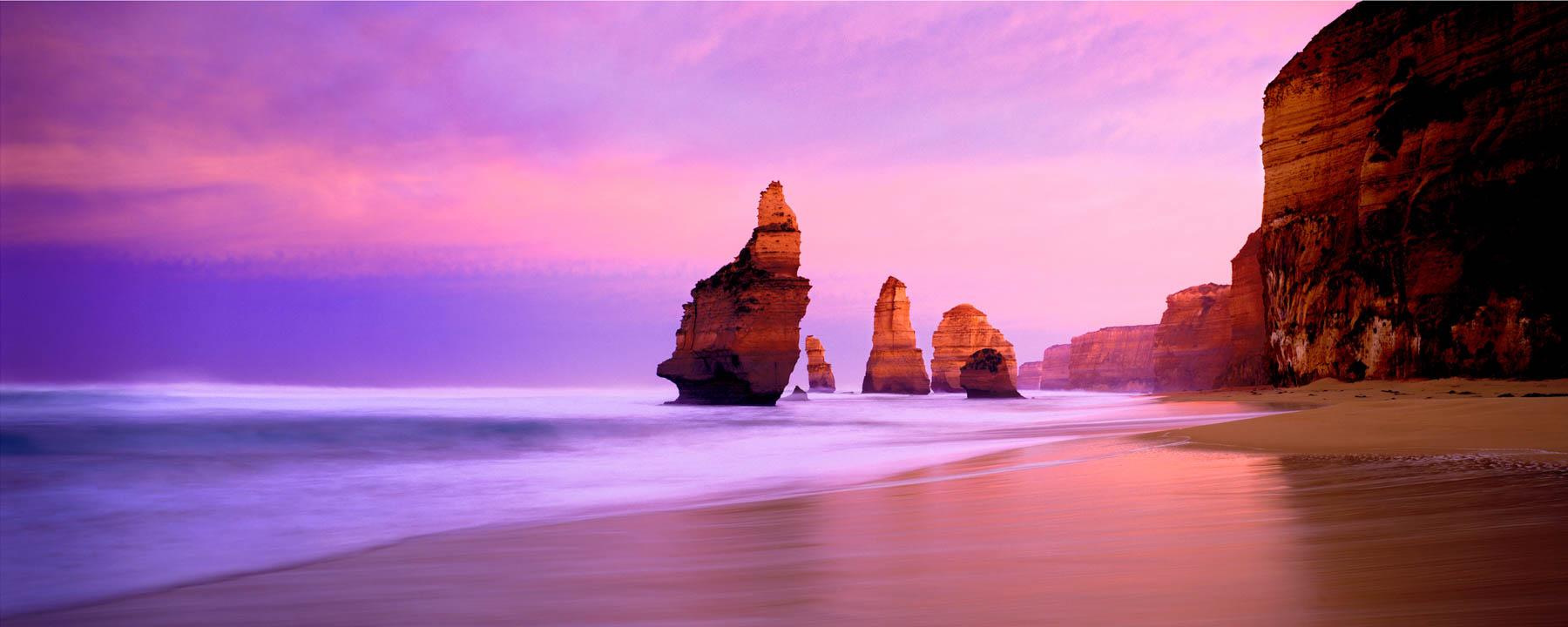 Under Southern Skies, Australia