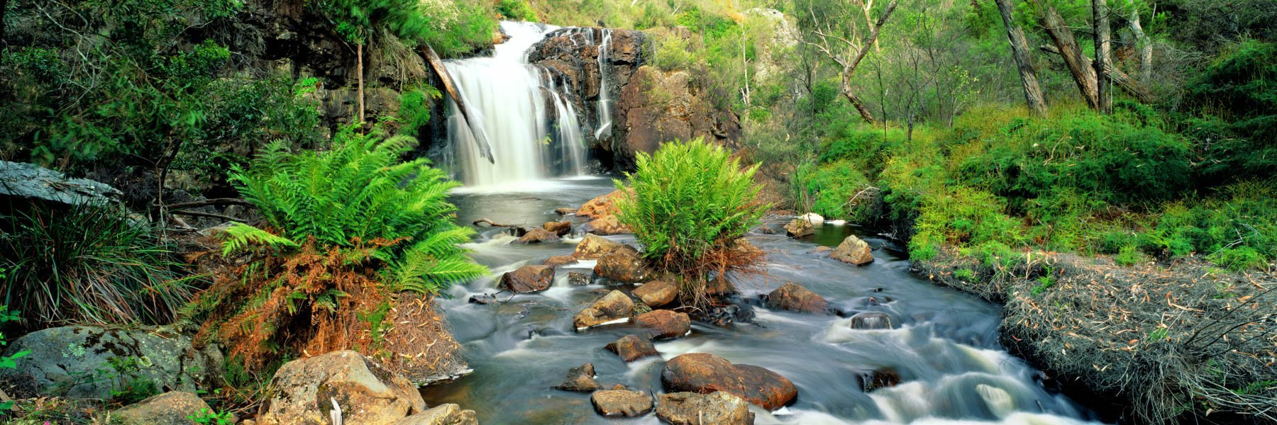Broken Falls in the Grampians, Victoria