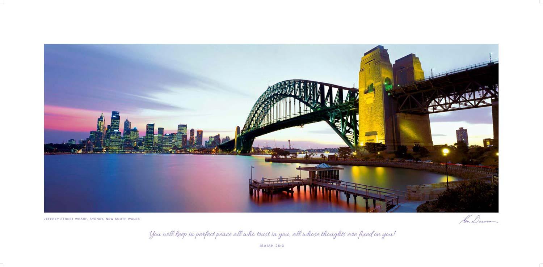 Jeffrey Street Wharf, Sydney, NSW
