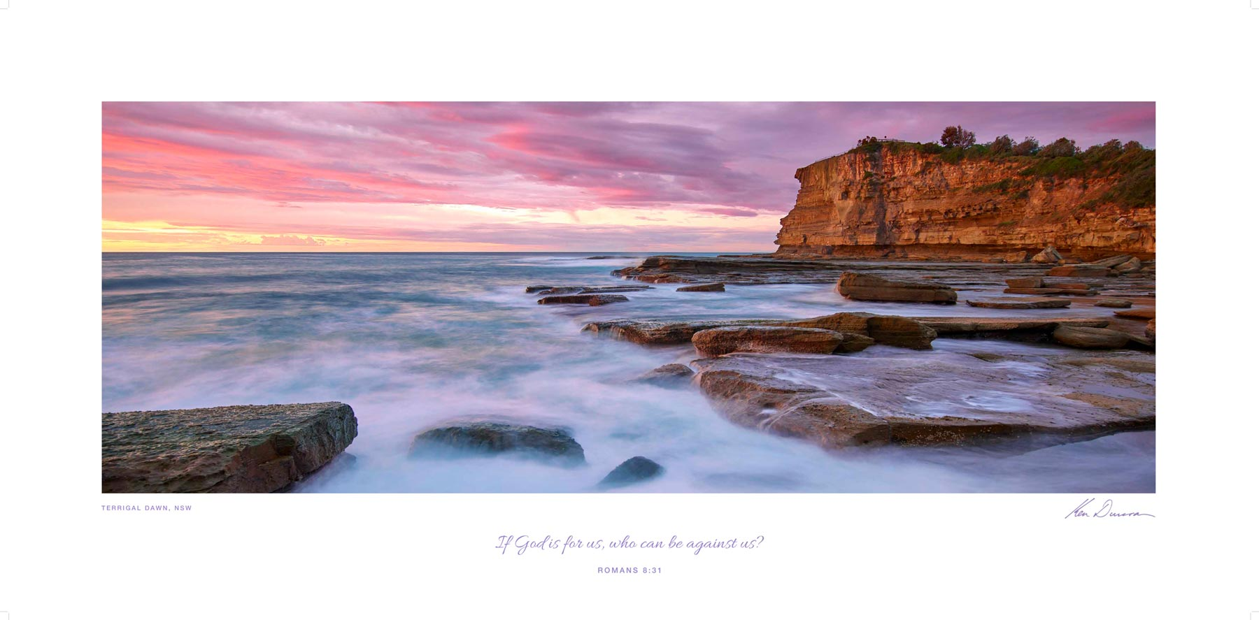 Terrigal Dawn, New South Wales