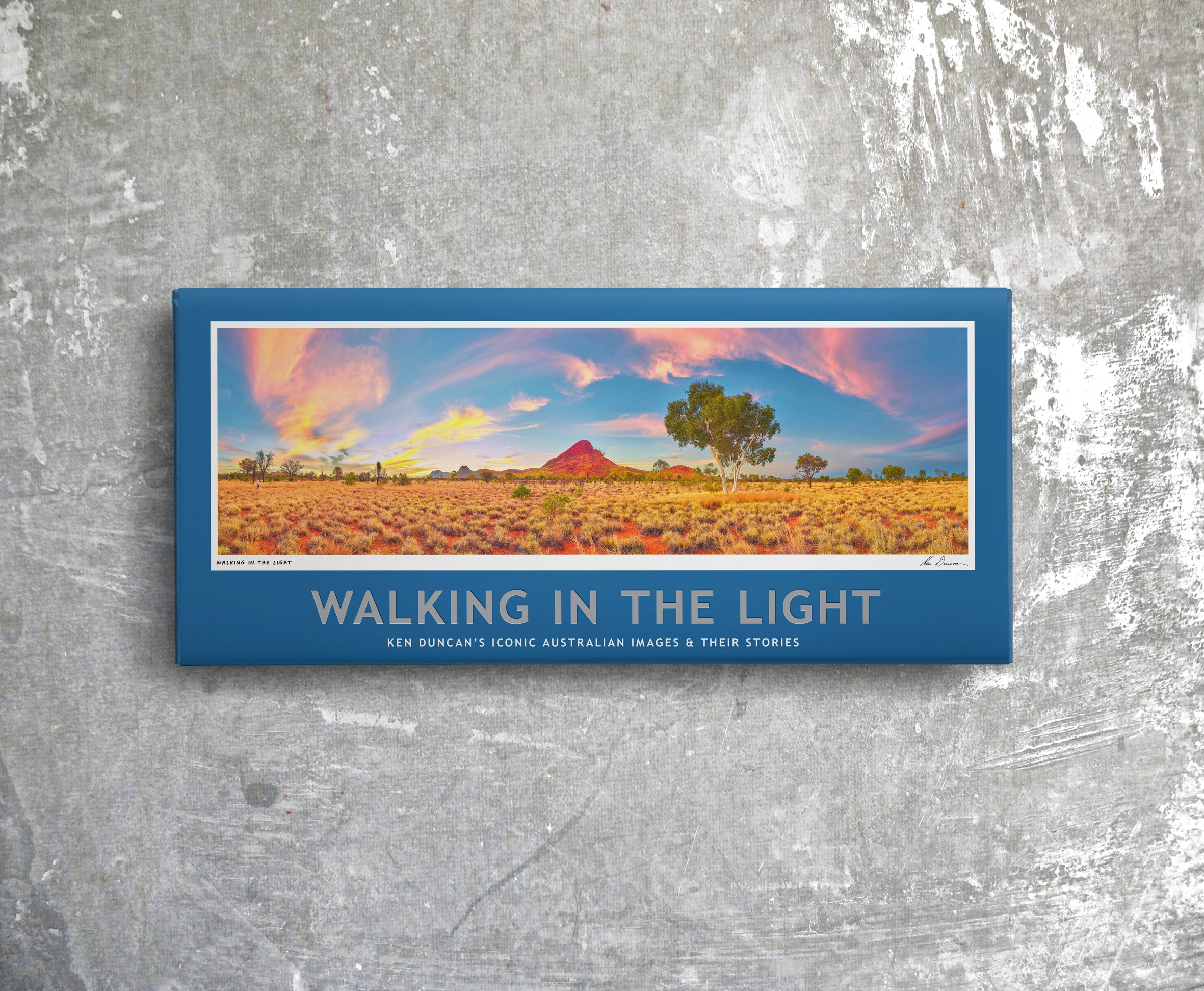 Walking in the Light Book Reprint
